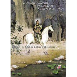 Illuminated Rumi by Micheal Green