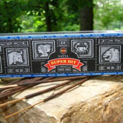 SATYA INCENSE STICKS - SUPER HIT (40 GRAMS)